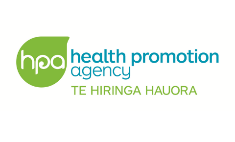 HPA Health Promotion Agency logo